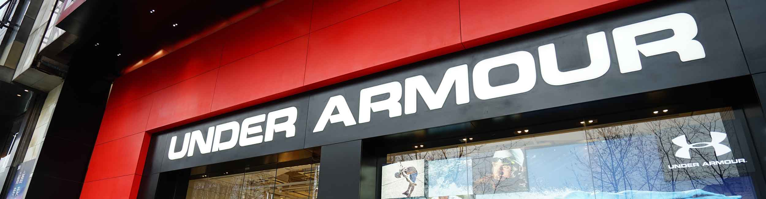 Why Advantages Advertising is Allowed to Carry and Sell the UnderArmour Brand