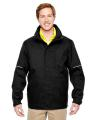 Harriton® Adult Contract 3-in-1 Jacket with Daytime Hi-Vis Fleece Vest