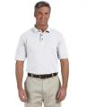 Harriton® Men's 6 oz./yd2 Ringspun Cotton Piqué Short-Sleeve Polo