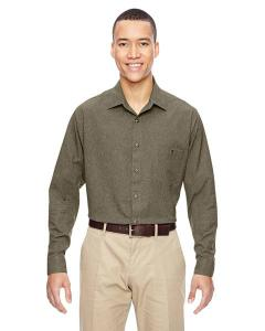 North End® Men's Excursion Utility Two-Tone Performance Shirt
