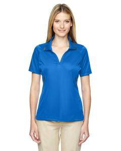 Extreme Ladies' EperformanceTM Propel Interlock Polo with Contrast Tape