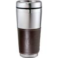 Cutter & Buck® American Classic Leather Tumbler 16