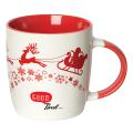 JOLLY SIPPER 350 ML. (12 OZ.) CHRISTMAS MUG