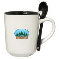 SEEMAS 350 ML. (12 OZ.) SPOON MUG