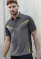 Mens Victory Biz Cool Breathable Antibacterial Polo